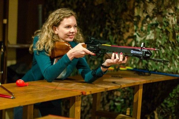 Уроки стрельбы от опытных инструкторов